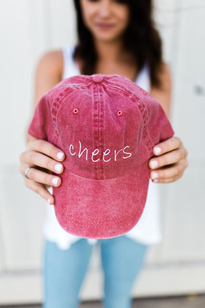 Cheers Hat