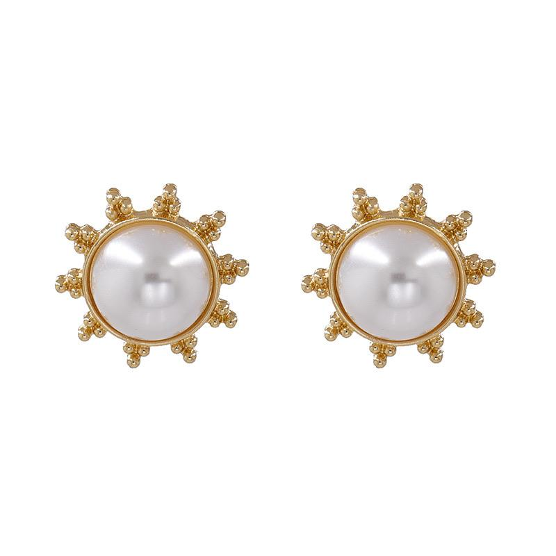 Treasure Jewels Sun Pear Studs