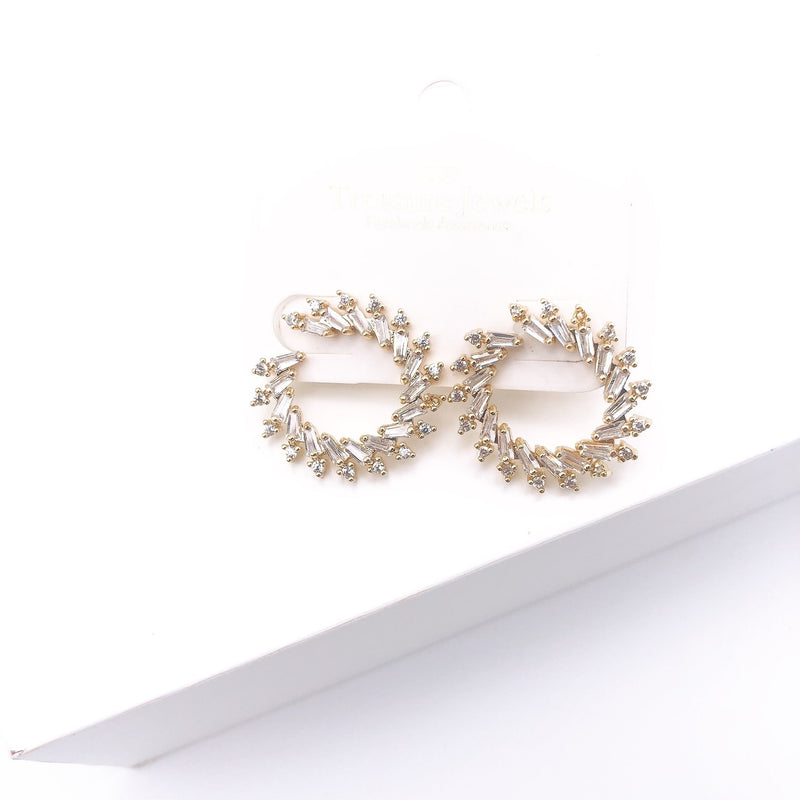 Treasure Jewels Emily Stud Earring