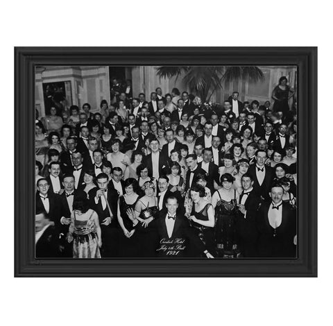 "Overlook Hotel: July 4th Ball: 1921 (24""x18"")"