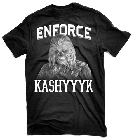 Enforce: Kashyyyk