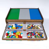 Adventure Deluxe Lego Table with Storage - creaTABLE