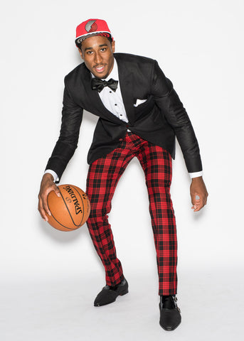 Rondae Hollis-Jefferson at 2015 NBA Draft