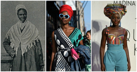 The History of Headwraps and black culture