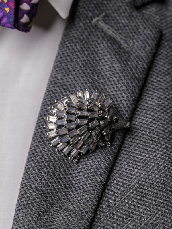 Hedgehog Fashion Pin - SONSON®