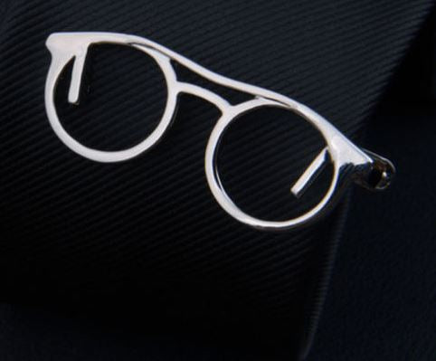 Eye Glasses Tie Clip - SONSON