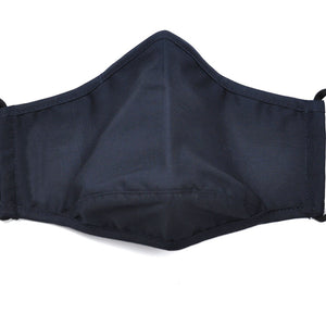 Navy Fashionable Face Cover withDroplet & Anti-Viral protection