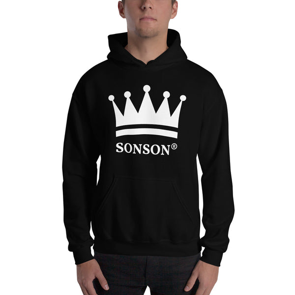 Crown Me Hooded Sweatshirt - SONSON®