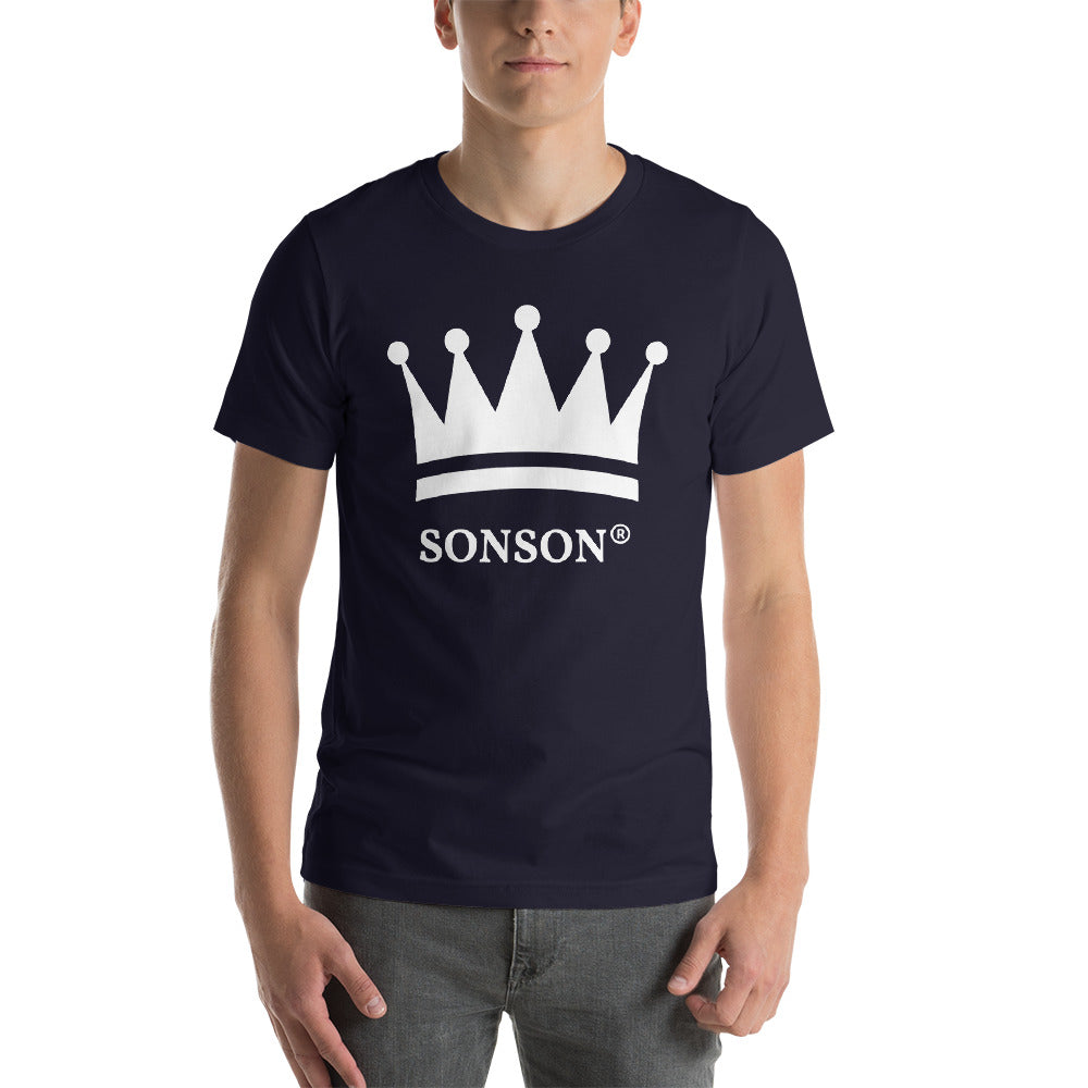 Royal SONSON Short-Sleeve Unisex T-Shirt - SONSON®