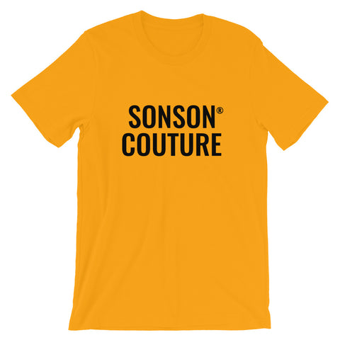 Sonson couture short-sleeve unisex t-shirt - SONSON