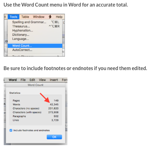 dissertation proofreading cost