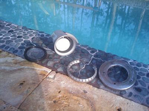 Lens gaskets are the most important part to pool light upgrades
