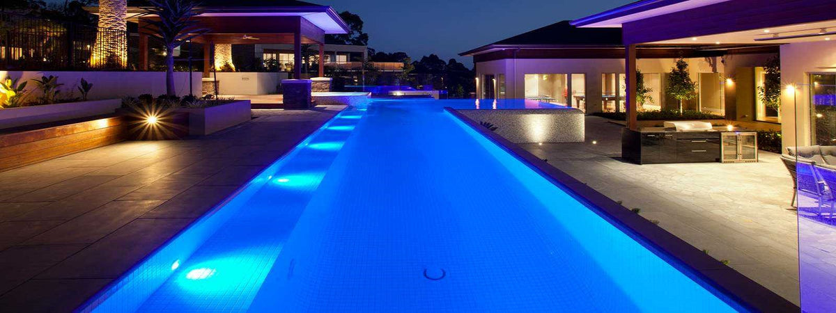 Florida Sunseeker Pool Baron® Color LED Pool & Spa Lights and Bulbs
