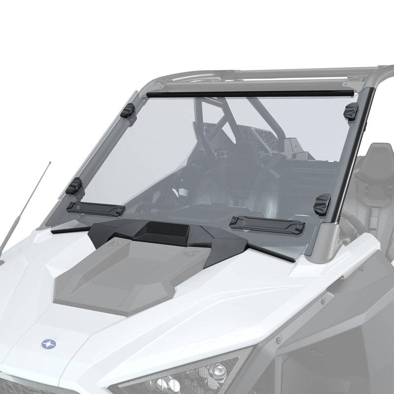 2020 Polaris 2884305 Hard Coat Poly Full Vented Windshield aftermarket replacement Vehicles & Parts > Vehicles > Motor Vehicles > Off-Road and All-Terrain Vehicles > ATVs & UTVs Polaris