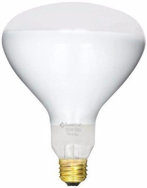 500 Watt 120 Volt Inground Swimming Pool Replacement Light Bulb Home & Garden > Pool & Spa Generic