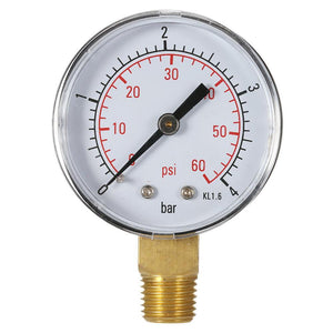 Hayward ECX270861 Boxed Pressure Gauge Replacement for Select Hayward Sand and D.E. Filter Home & Garden > Pool & Spa Hayward