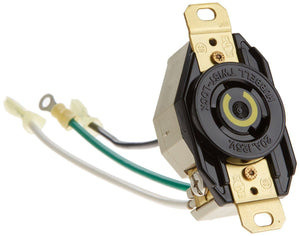 Hayward GLX-TLOUTLET-20 20 Amp Screw in Outlet for Hayward AQ-TROL-RJ-TL Hardware > Power & Electrical Supplies > Power Outlets & Sockets Hayward
