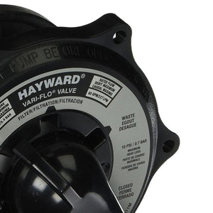 Hayward SPX0710XBA17 Key Cover Handle Assembly for Multi port Valves Home & Garden > Pool & Spa Hayward Industrial Products