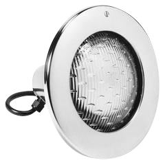 Hayward White LED Pool Light 12 or 120 Volts 30-100 Feet Home & Garden > Pool & Spa Hayward 120 Volts Chrome Rim 30 Feet