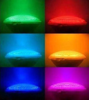 Hayward® Astrolite® 16 Color LED Pool Light 12 or 120 Volts Chrome 30 - 100 FT Home & Garden > Pool & Spa Hayward