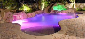 Pentair® Amerlite® 16 Color LED Underwater Pool Light 120V 100 Foot Cord 16 Colors PL5832 Home & Garden > Pool & Spa Pentair