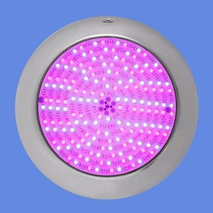 Pool Tone Small Color LED Nicheless Wall Mount Spa Light 30 Ft 12V Home & Garden > Pool & Spa Pool Tone