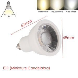 Pool Tone® 79102900 E11 T4 Halogen Cool White COB LED Replacement Bulb Home & Garden > Lighting > Light Bulbs Pentair