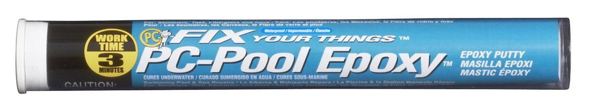 Pool Putty Moldable Epoxy 4 oz Stick Off-White Home & Garden > Pool & Spa Generic