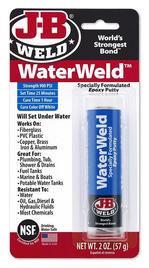 Pool Putty Water Weld Epoxy Stick Home & Garden > Pool & Spa Generic