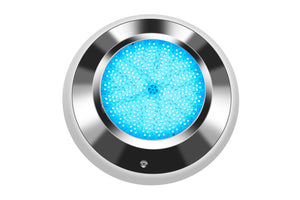 Pool Tone Color LED Nicheless Wall Pool Light 12 or 120 Volts 15-150 Ft Cord Home & Garden > Pool & Spa Pool Tone