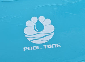 Pooltone Soft Pool Float Mat Aqua Blue Floaty foam with vinyl coating Home & Garden > Pool & Spa > Pool & Spa Accessories Pooltone