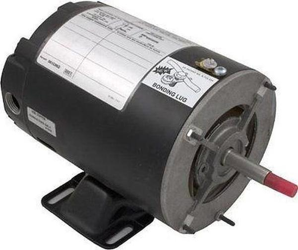Sta-Rite Swimquip Pentair AS920CLL 1/2 HP 115-Volt 60-Hertz Single Phase Motor Replacement Hardware > Power & Electrical Supplies > Electrical Motors Pentair Pool Products