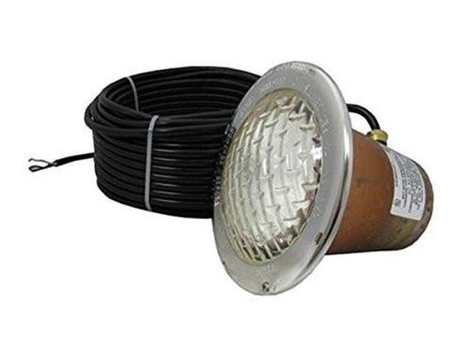 Sta-Rite® SwimQuip® Color LED Pool And Spa Light 12V or 120V 25-100 Foot Cord Home & Garden > Pool & Spa Sta-Rite