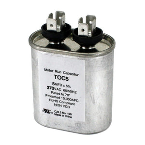 Zodiac R3001101 3/370 MFD Fan Motor Capacitor Jandy Air Energy AE-Ti and EE-Ti Home & Garden > Pool & Spa Zodiac/Jandy