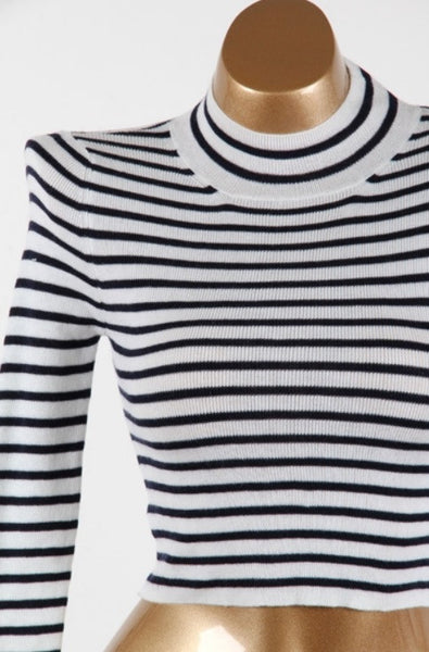 Finn Striped long Sleeve Knit