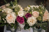 WEDDING FLOWER GALLERY - AVERIL AND DONAVAN