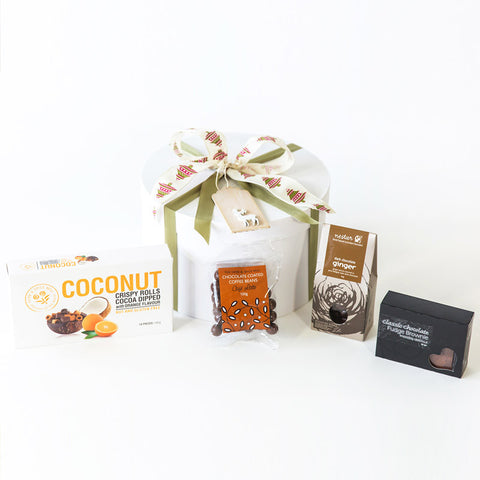 CHRISTMAS ULTIMATE GIFT BASKET