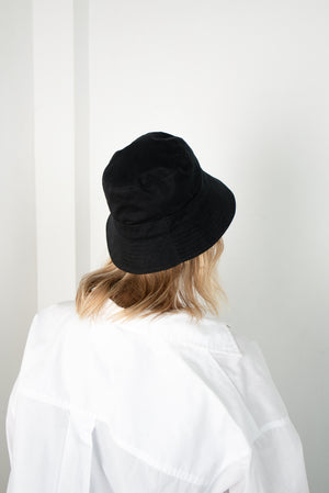 Shibuya Hat in Licorice