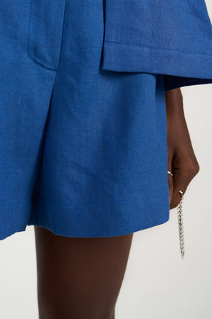 Tailored Short in Cobalt