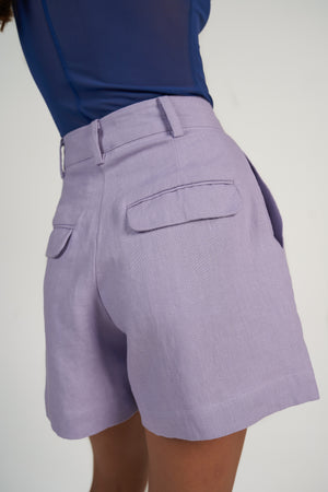 Tailored Short in Ultraviolet