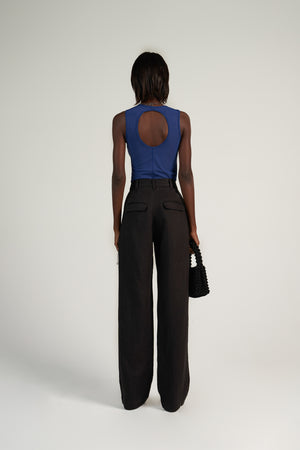 Tall Tailored Pant in Black