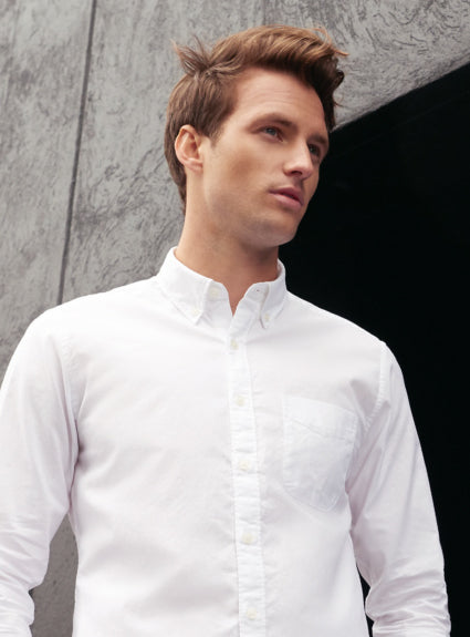 Wayver White Shirt Discount