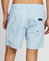 Men's Beach Short Swim Short Light Blue Wayver Originals