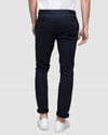 Wayver Slim Fit Men's Stretch Chino Pant Best Seller The Iconic - Black
