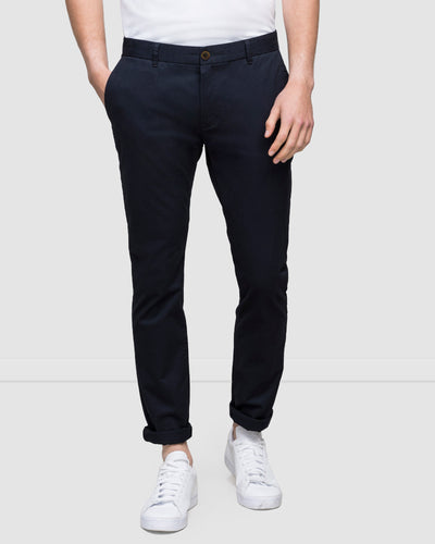 Wayver Slim Stretch Chino Best Selling Men's Pant on The Iconic
