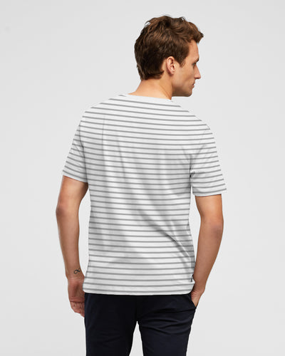 ESSENTIAL STRIPE TEE