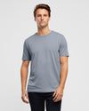 Men's Essential T-Shirt by Wayver - Steel