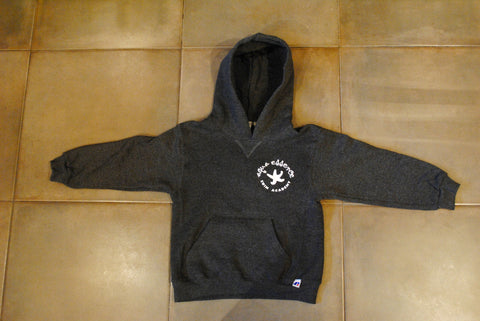 Russell Athletic Youth Dri-Power Fleece Hooded Pullover