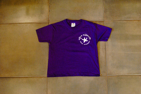 Fruit of the Loom Youth Cotton Logo Tee