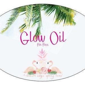 Brown Suga Glow Oil-Bath & Beauty-Brown Suga Spray Tans-#beachlife, #bronze, #brownsuga, #freeshipping, #glowoil, brown, brown suga, glow, oil, suga-The Twisted Chandelier